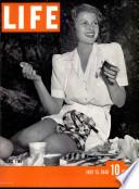 15 Հուլիս 1940