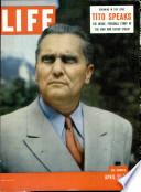 21 Ապրիլ 1952