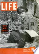 30 Ապրիլ 1945