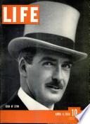 4 Ապրիլ 1938