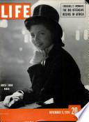 6 Նոյեմբեր 1950