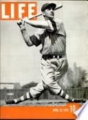 25 Ապրիլ 1938