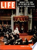 28 Հոկտեմբեր 1957