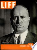 11 Սեպտեմբեր 1939
