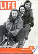 3 Փետրվար 1947