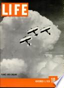 6 Նոյեմբեր 1939