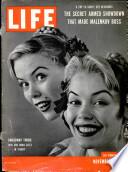 29 Նոյեմբեր 1954