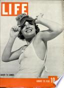 29 Օգոստոս 1938