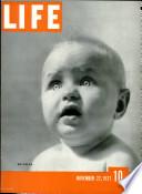 22 Նոյեմբեր 1937