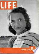 11 Նոյեմբեր 1946