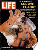 15 Սեպտեմբեր 1961