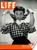 24 Ապրիլ 1950