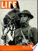 21 Ապրիլ 1941