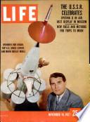 18 Նոյեմբեր 1957